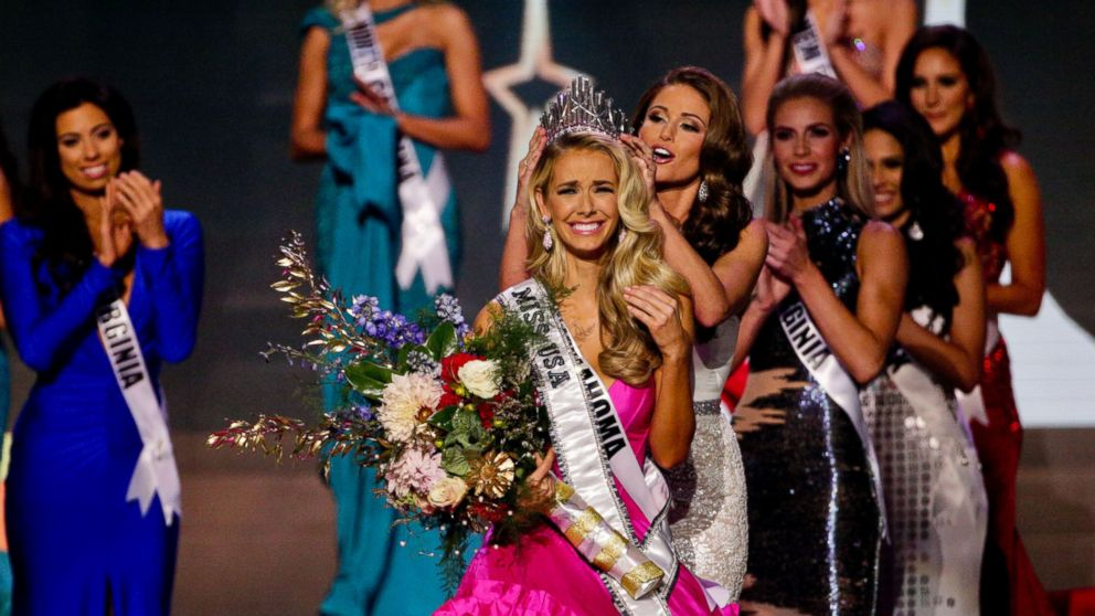 Olivia Jordan beat 50 other contestants to win the Miss USA crown