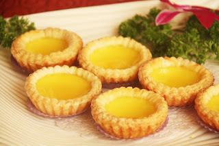 Egg Tart Recipe (Bánh Tart Trứng)