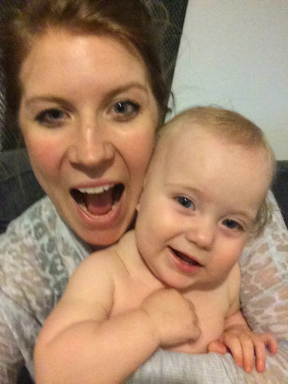 The Knott Bump & Us: Cystic Hygroma: Our Story So Far