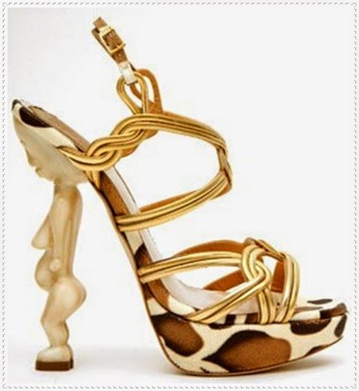 Schuhe von Christian Dior