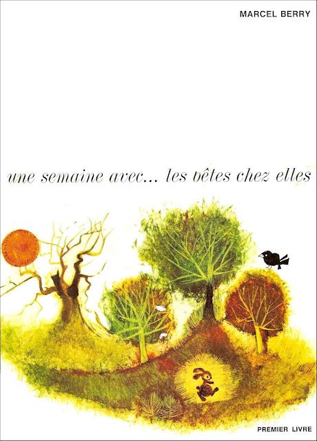 Marcel Berry - Une semaine avec les bêtes (lecture courante fin CP)