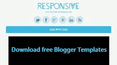 Free Blogger template downloading websites