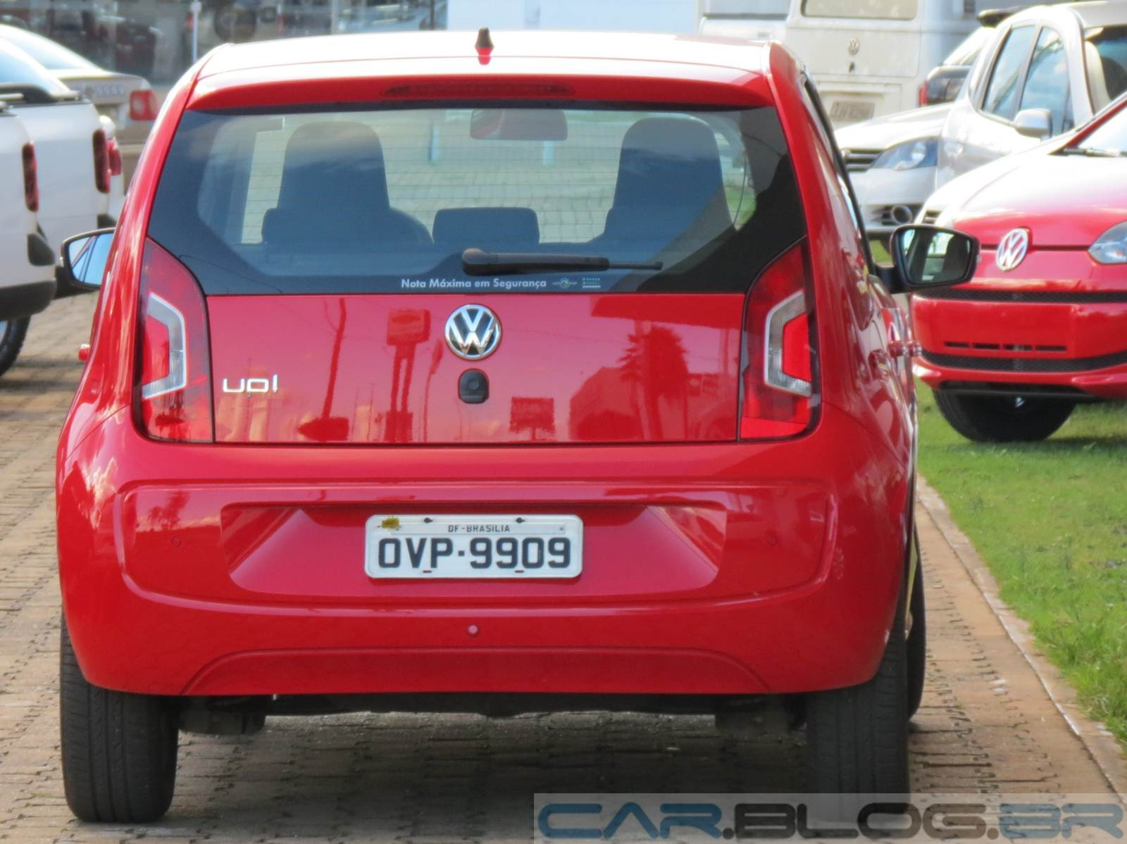 Volkswagen up! - descontos