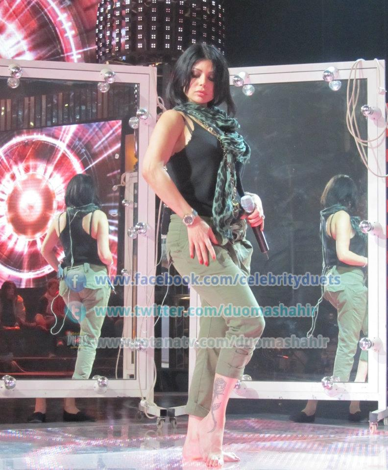 Celebrity Duets 3 - Upcoming with Haifa Wehbe - YouTube