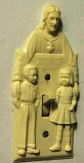 Catholic light switch