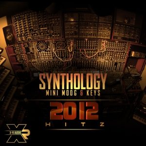 X-R Audio - Synthology Mini Moog & Keys 2012 Hitz [WAV/MIDI/FLP] screenshot