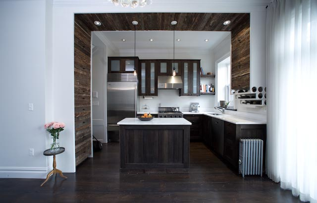 Brownstone Kitchen