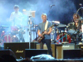 It's a bit grainy but that's the Modfather, honest