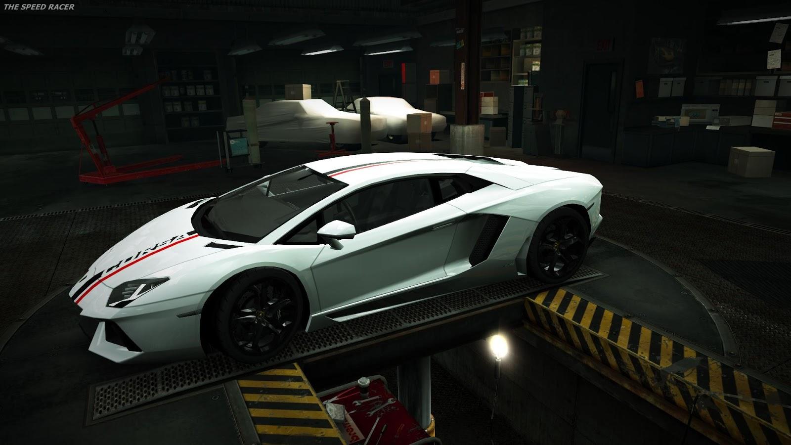 Lamborghini Aventador Lp 700 4 Quot Corsa Quot