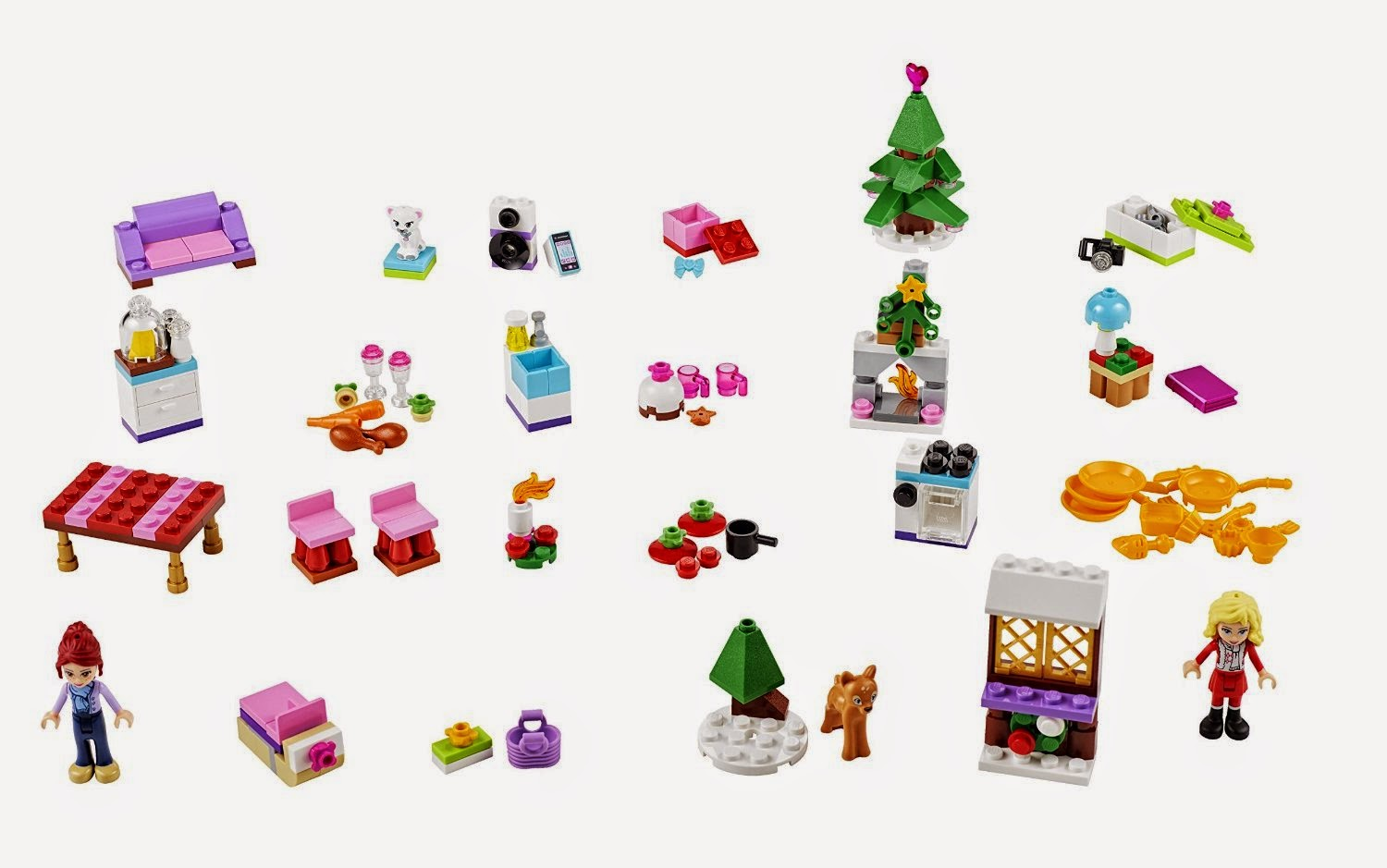 LEGO Friends Advent Calendar 41040
