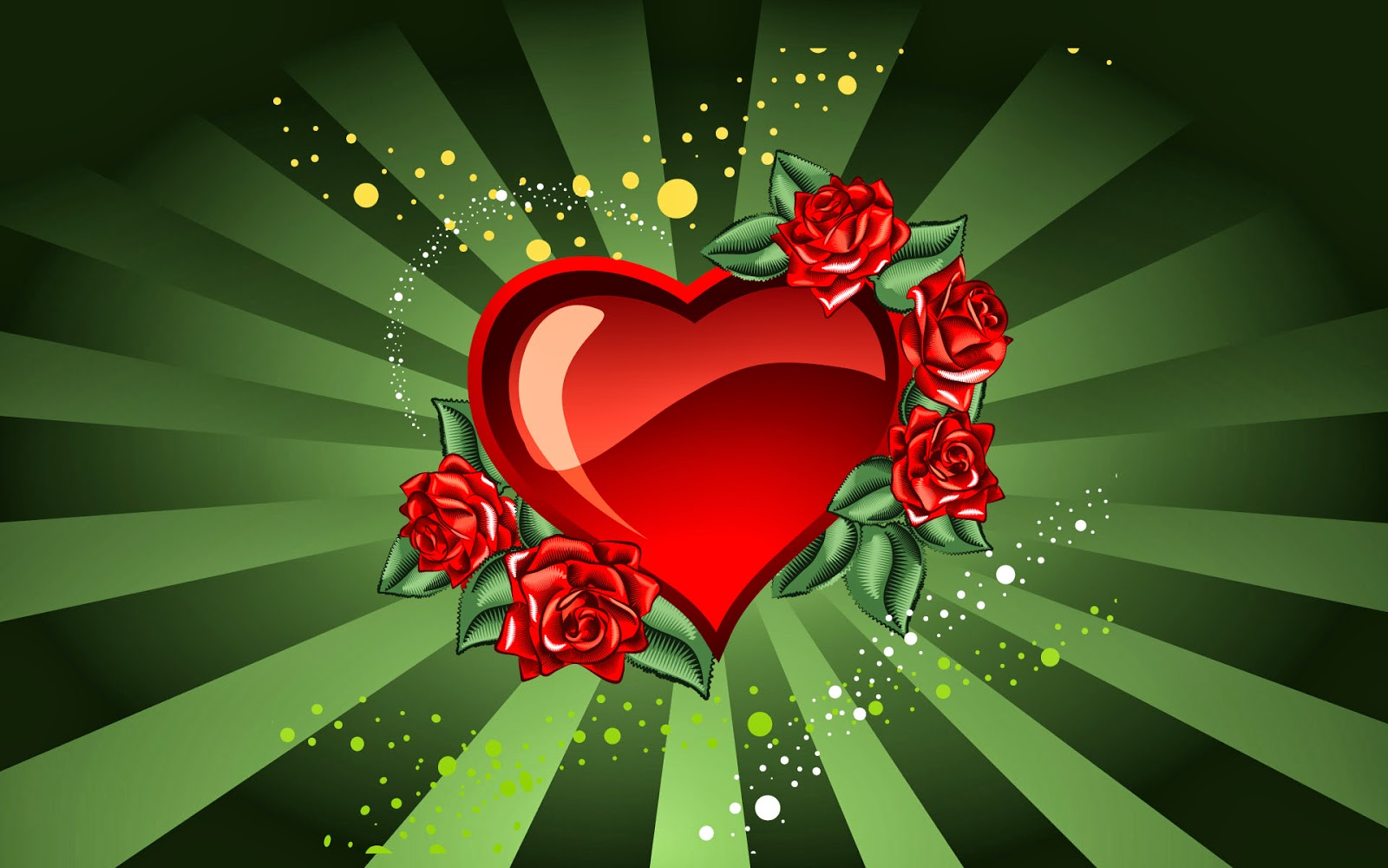 Imágenes Hilandy: Fondo de Pantalla Dia de san valentin corazon ...