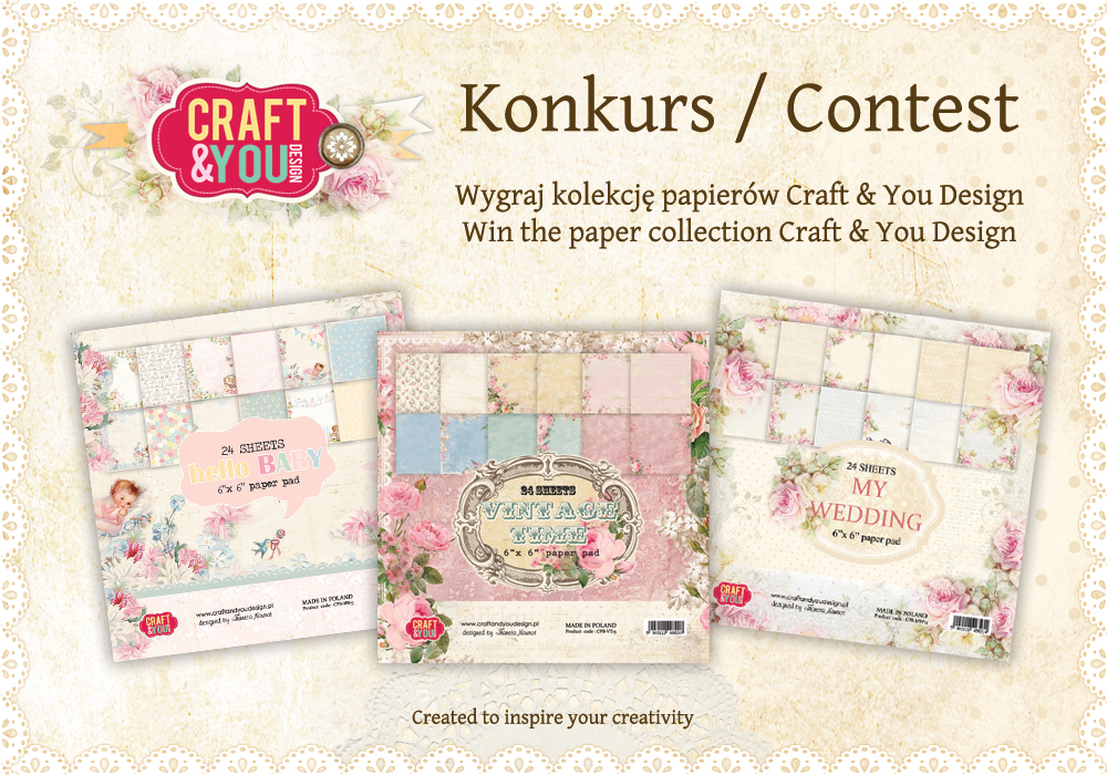 http://craftandyoudesign.blogspot.com/2014/06/konkurs-z-craft-you-design-competition.html