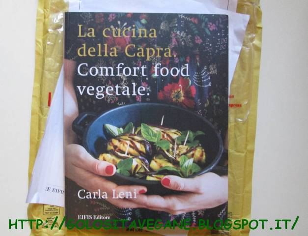 golosità vegane: la mia libreria: la cucina della capra - comfort ... - Libri Cucina Vegana