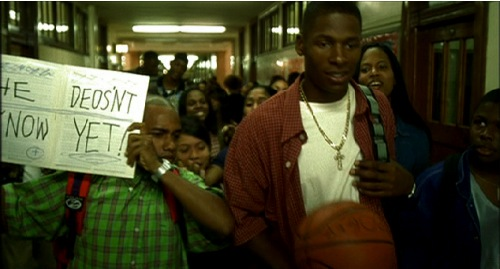 a film analysis of he got game The air jordan 13 he got game (style code: 414571-104) 2018 retro will be making a returns dressed in its original white, black and true red color scheme.