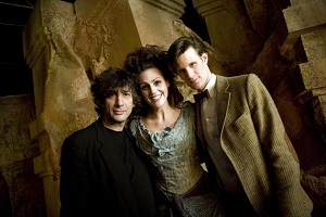The Doctor's Wife, Neil Gaiman, Matt Smith, Suranne Jones