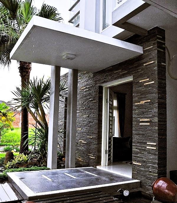 5 gambar model teras rumah minimalis modern dan elegan