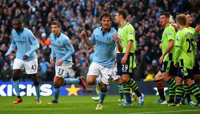 Manchester City vs Aston Villa en vivo