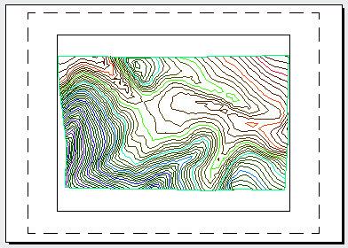 Autocad: การปรับ scale ที่ layout