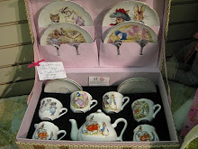 We carry Beatrix Potter Children's Teasets