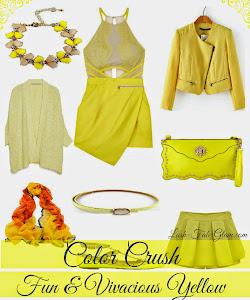 Summer Color Crush: Make a splash in fun & vivacious yellow!