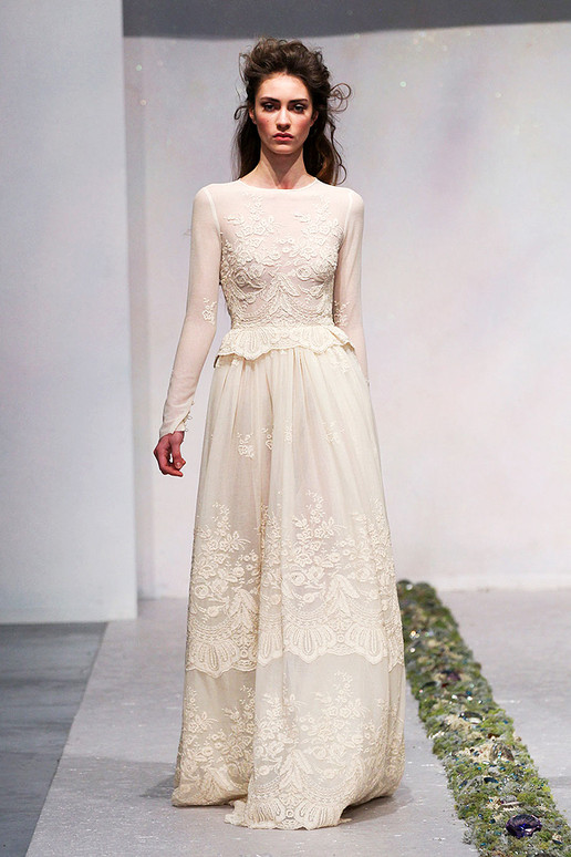 2016 Wedding Dresses and Trends: Luisa Beccaria Bridal and ...