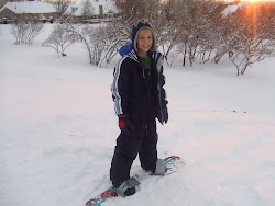 Noah Snowboarding