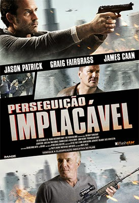Filme Poster Perseguição Implacável DVDRip XviD Dual Audio & RMVB Dublado