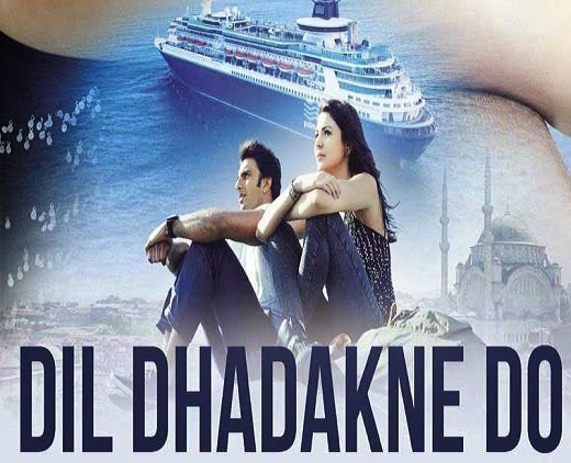 Dil Dhadakne Do Lyrics - PRIYANKA CHOPRA AND FARHAN AKHTER