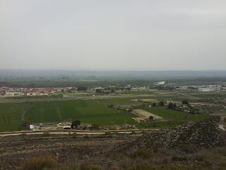 estepa y huerta de Zaragoza