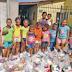 Evangélicos da Igreja AD arrecada 23 mil quilos de alimentos no Carnaval-Confira