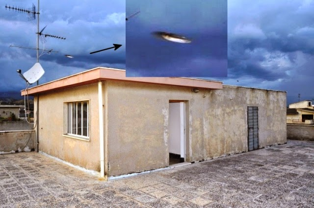 LOCRI:AVVISTATO UFO. POPOLAZIONE SCONVOLTA.