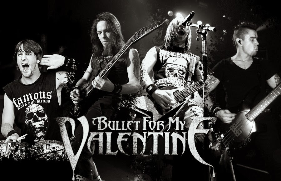 -BULLET FOR MY VALENTINE-