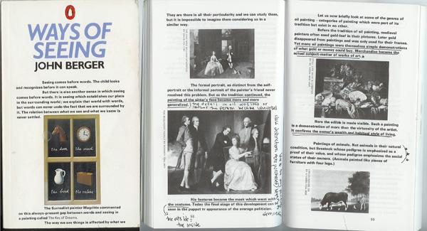ways of seeing essay john berger ways of seeing essay gxart aa  john berger ways of seeing essay gxart orgjohn berger s ways of seeing essay how