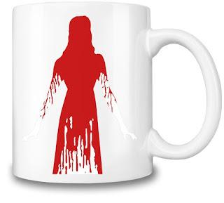 Stephen King Coffee Mug, Carrie, Carrie Movie, Stephen King Store