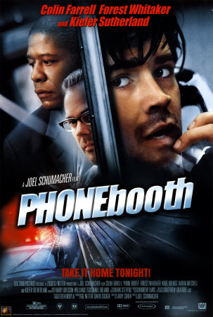 the wheatley chronicle movie review phone booth 2002