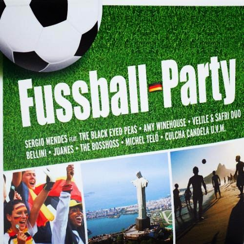 Fussball Party 2014