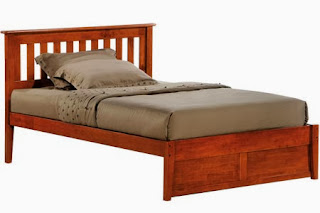 The Futon Shop Rosemary Platform Bed Cherry