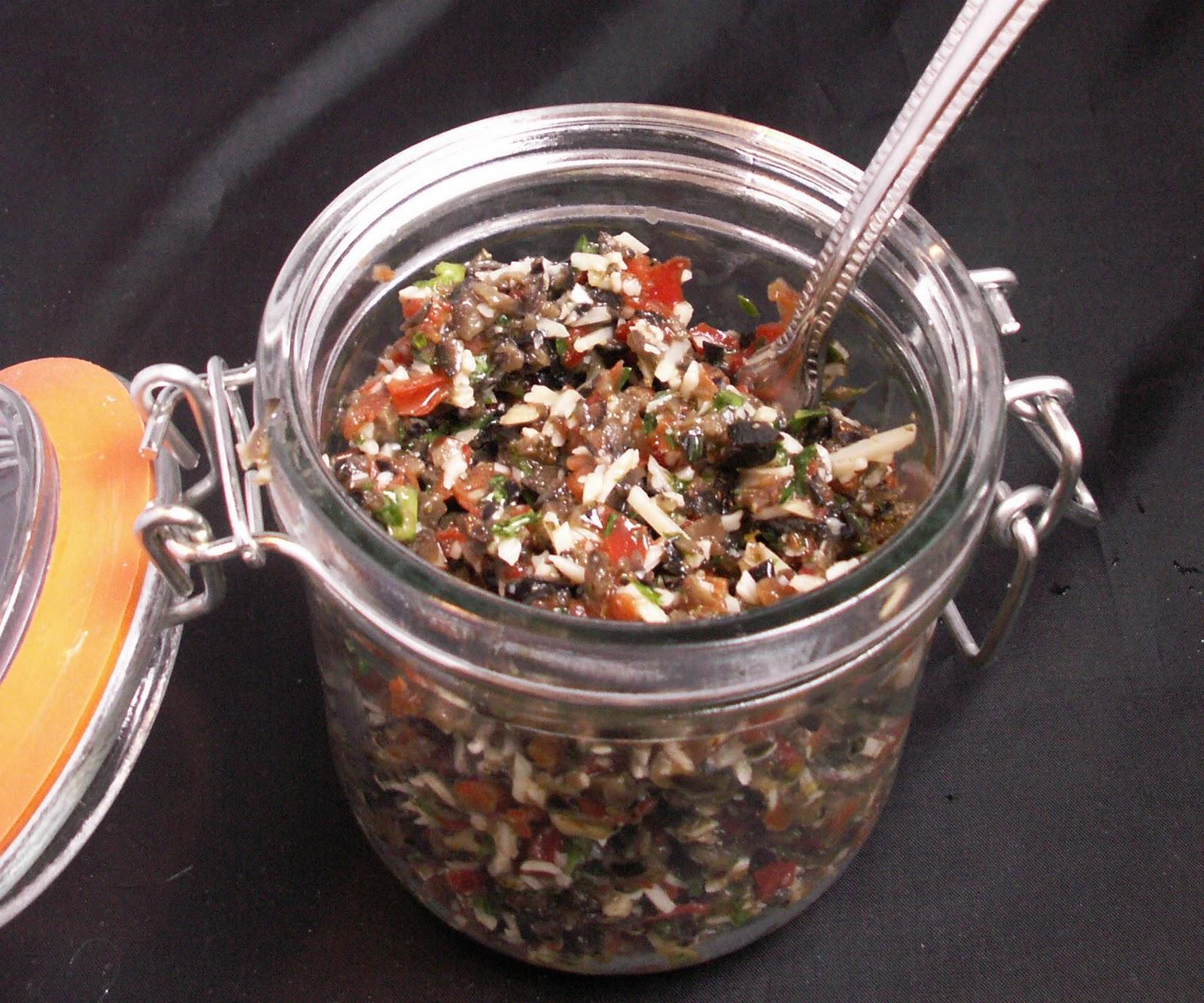 Mom, What's For Dinner?: Black Olive Tapenade