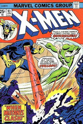 X-Men #93, Quicksilver