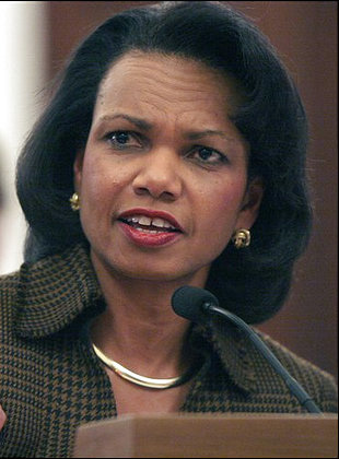 condoleezza rice Condoleezza Rice: Iraq Invasion Inspired Arab Spring