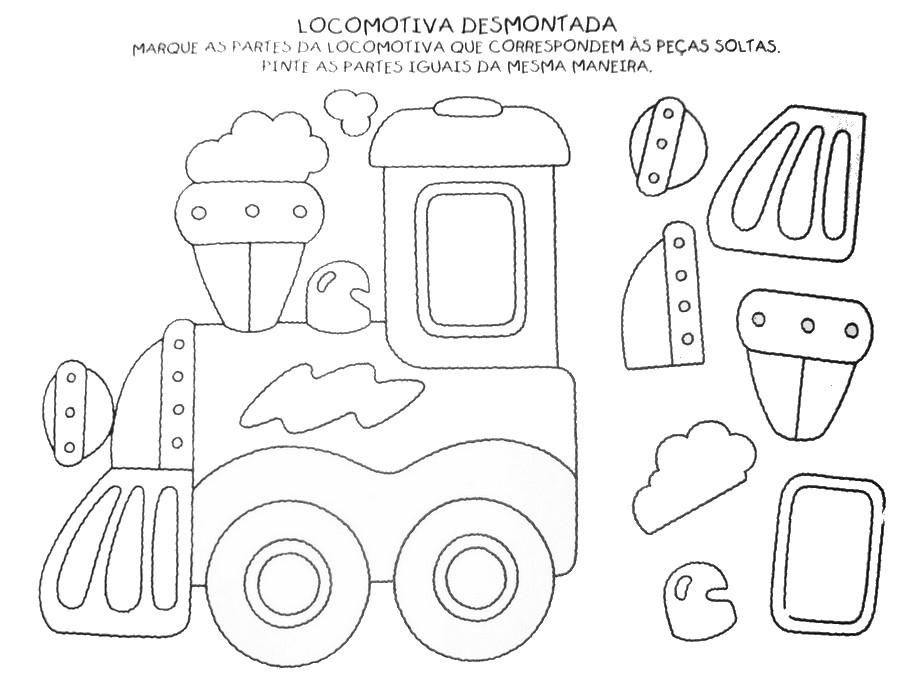 Correspondências - sequências e outras actividades 2 ALFABETIZACAO+INFANTIL+DESENHOS+E+ATIVIDADES+923
