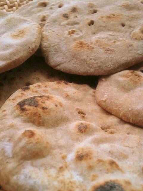 Chapati - przepis