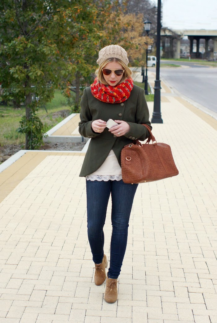 Casual Streestyle Idea for Winter