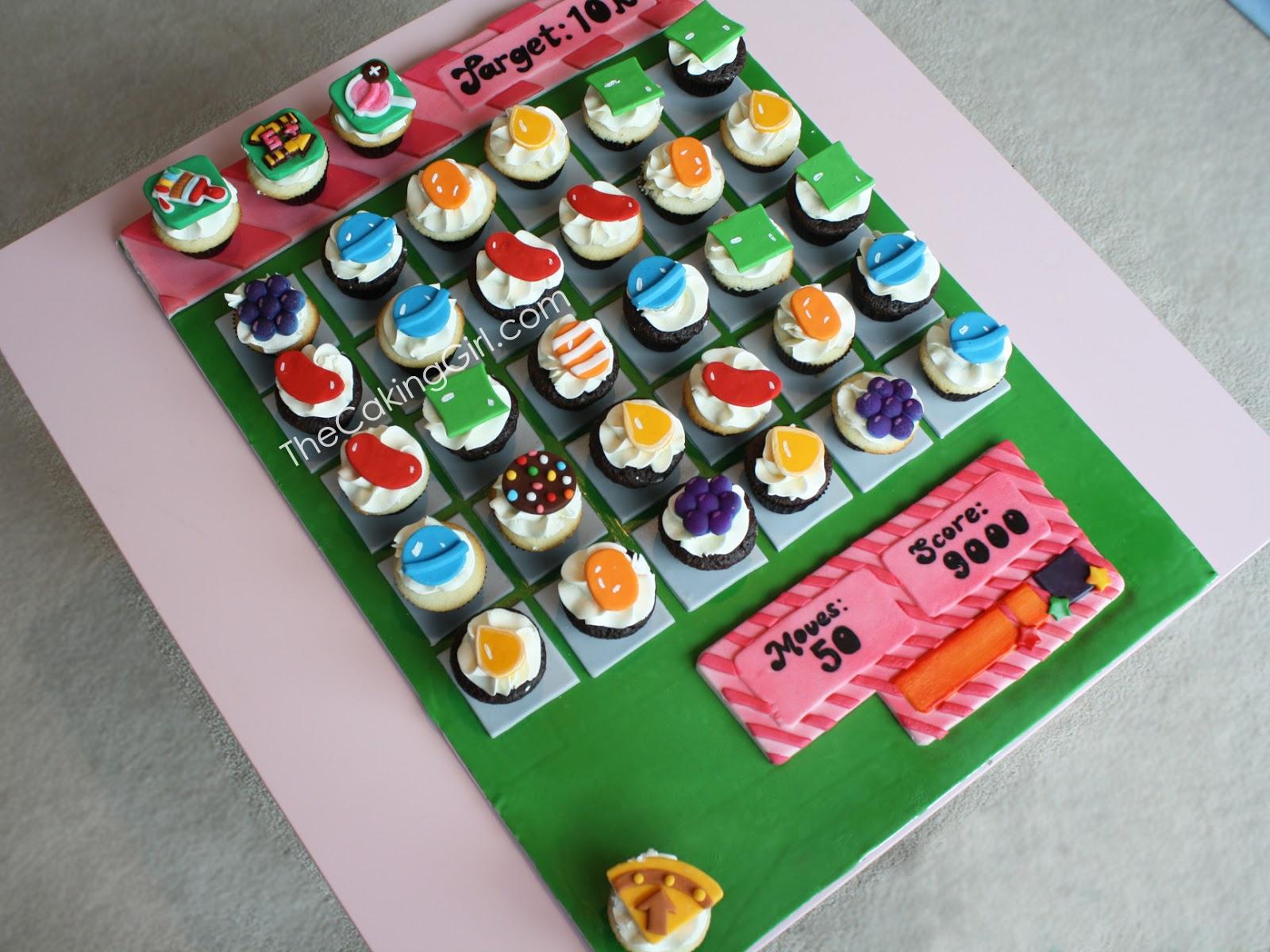 Cupcake Game App
