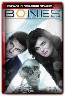Bones 3ª Temporada Torrent – Dublado HDTV 720p (2007)