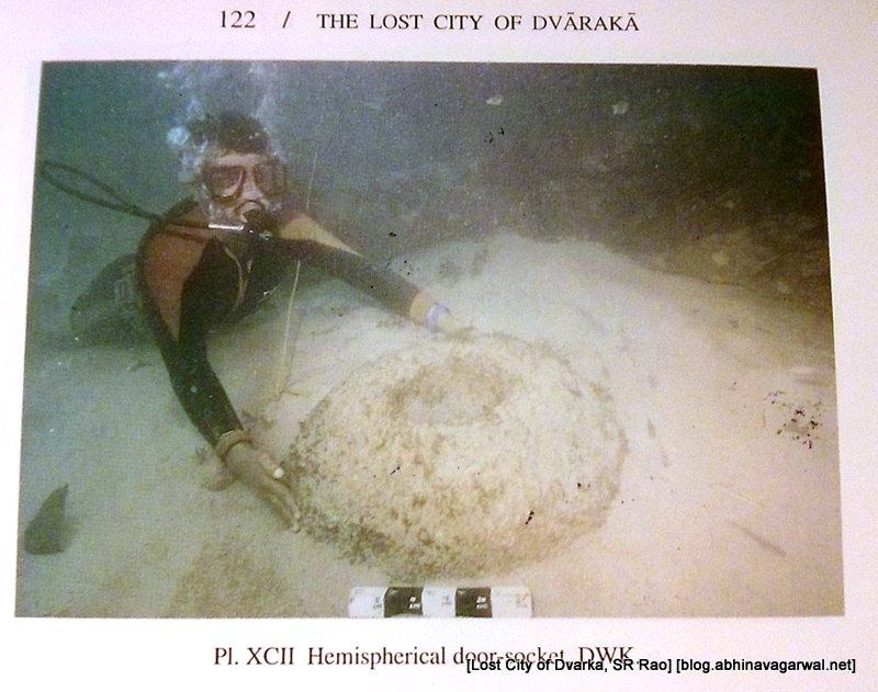 dwaraka archaeological findings