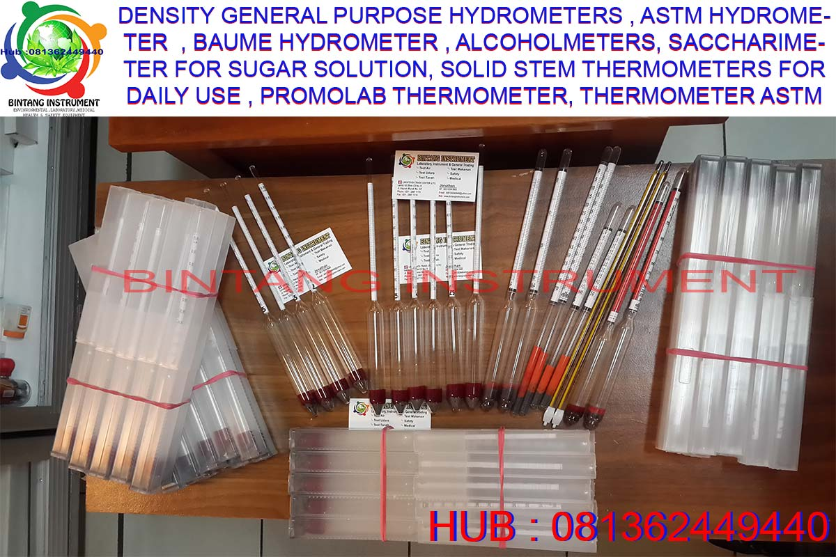 Bintang Instrument 081362449440 Jual Thermometer Wet Dry Grosir The Brush Stained Glass Green Thermo Maxi Mini Hydrometer Baume Alcoholmeter