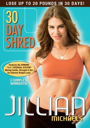 Jillian Michaels, 30 Day Shred