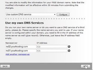 dns%2Bsetting%2Bdot.tk How to get free domain and web hosting