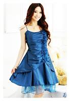 basa-basi lagi, berikut ini contoh gambar model baju gaun pesta